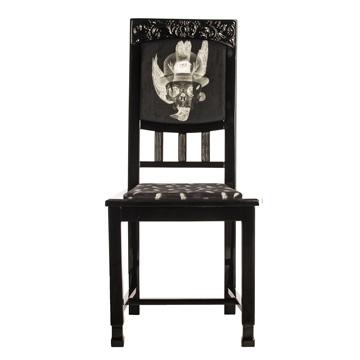 Стул Ворон, NR-F-CH15  Антикварный стул Ворон в классическом  стиле. Возраст более 100 лет. Ручная работа/  Реставрация.