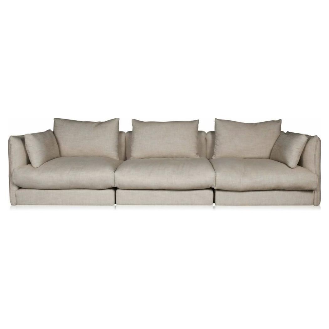 Купить Диван HF10071-1 (HF10071-1) в интернет магазине дизайнерской мебели и аксессуаров для дома и дачи