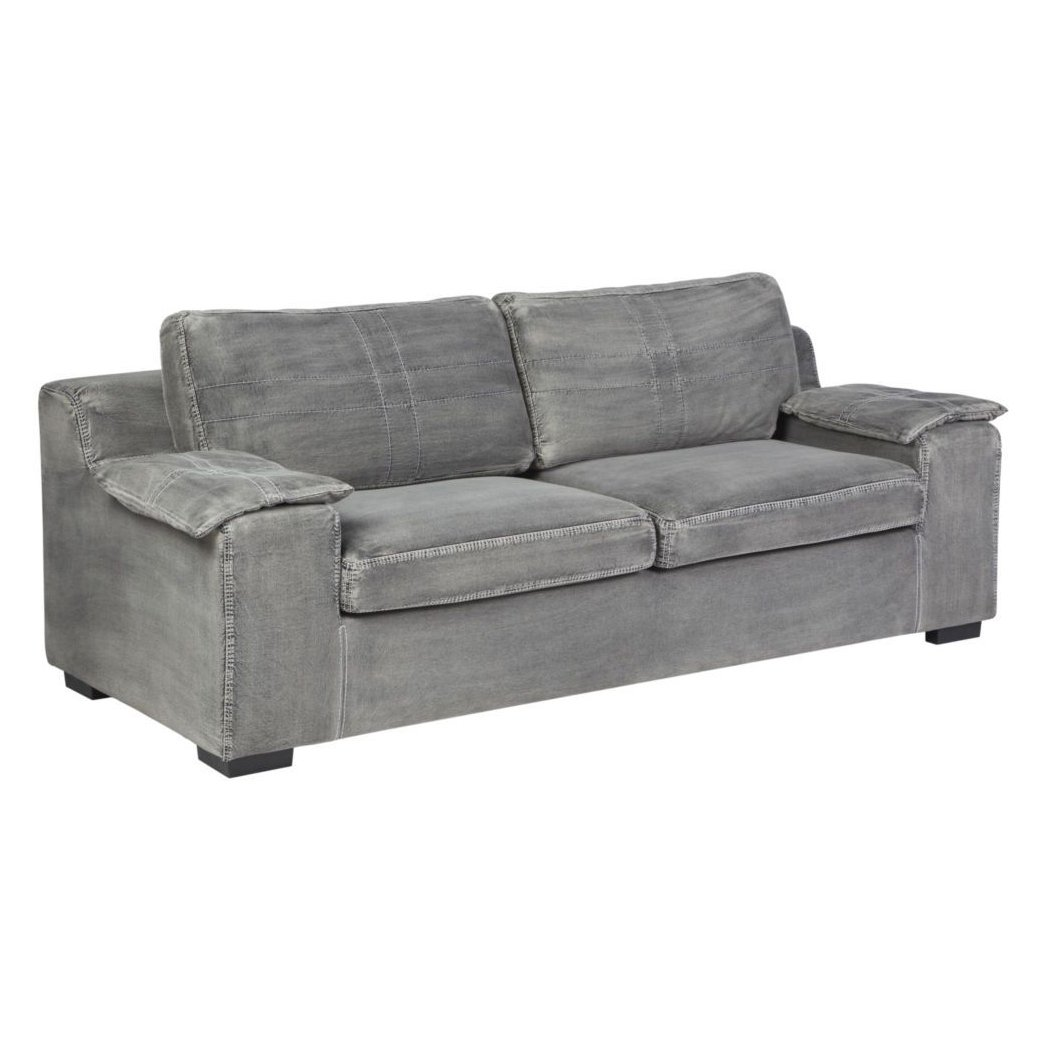 Диван BU-2069 D2 (GREY) 3S (3 SEATER SOFA BED)