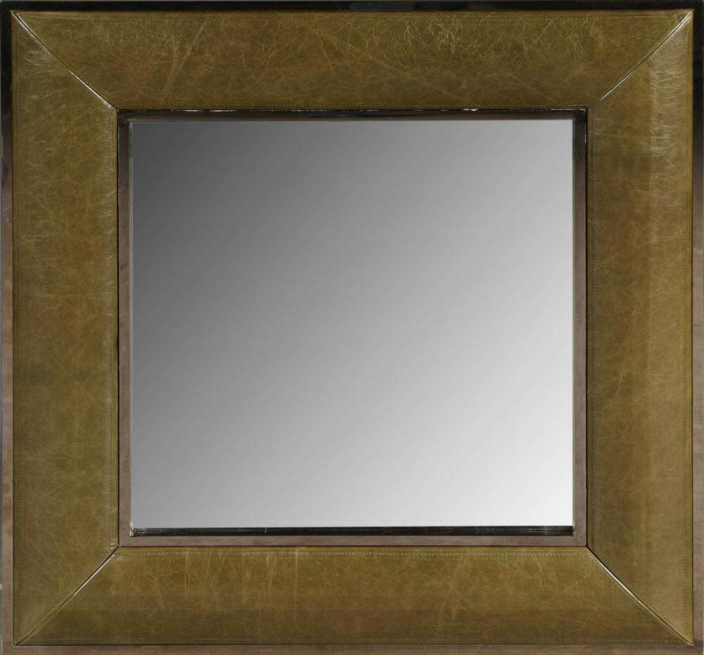 Зеркало HA11141 (Leathered Mirror), 00859