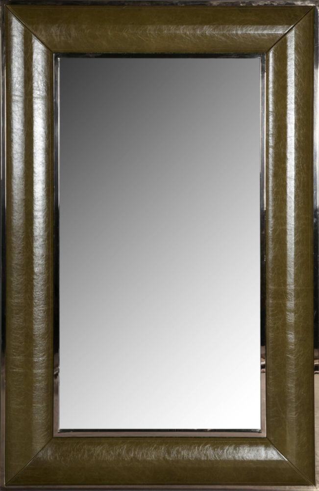 Зеркало HA11142 (Leathered Mirror), 00860
