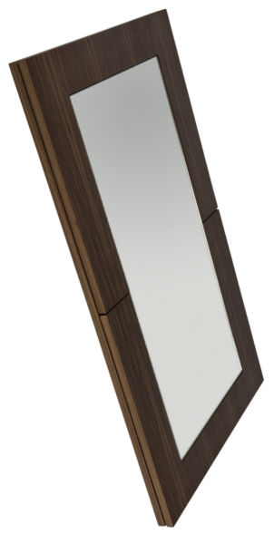 Зеркало TIP OVER - Oak Wengé Stained\Clear Mirror / 160014 (TIP OVER)