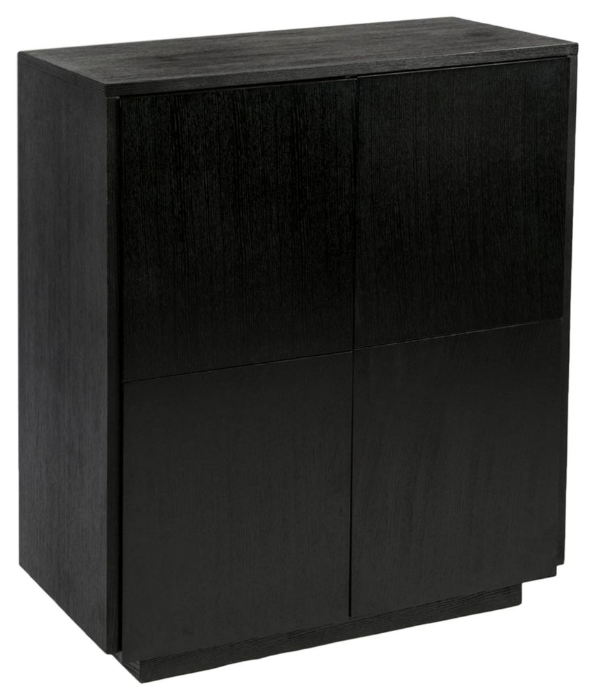 Комод / BLACK OAK BRUSHED / MG1104-D (CABINET), 01181