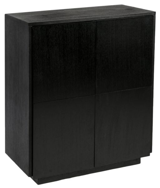 Комод / BLACK OAK BRUSHED / MG1104-D (CABINET)