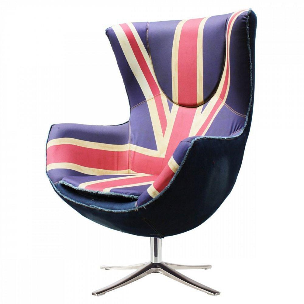 Кресло HE366/UK Flag (Leisure chair), 01227