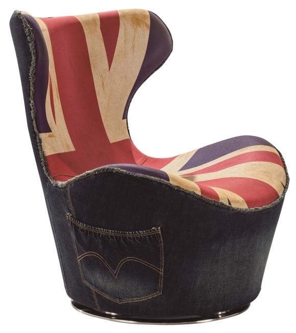 Кресло HE335/Uk Flag (Без модели), 00158