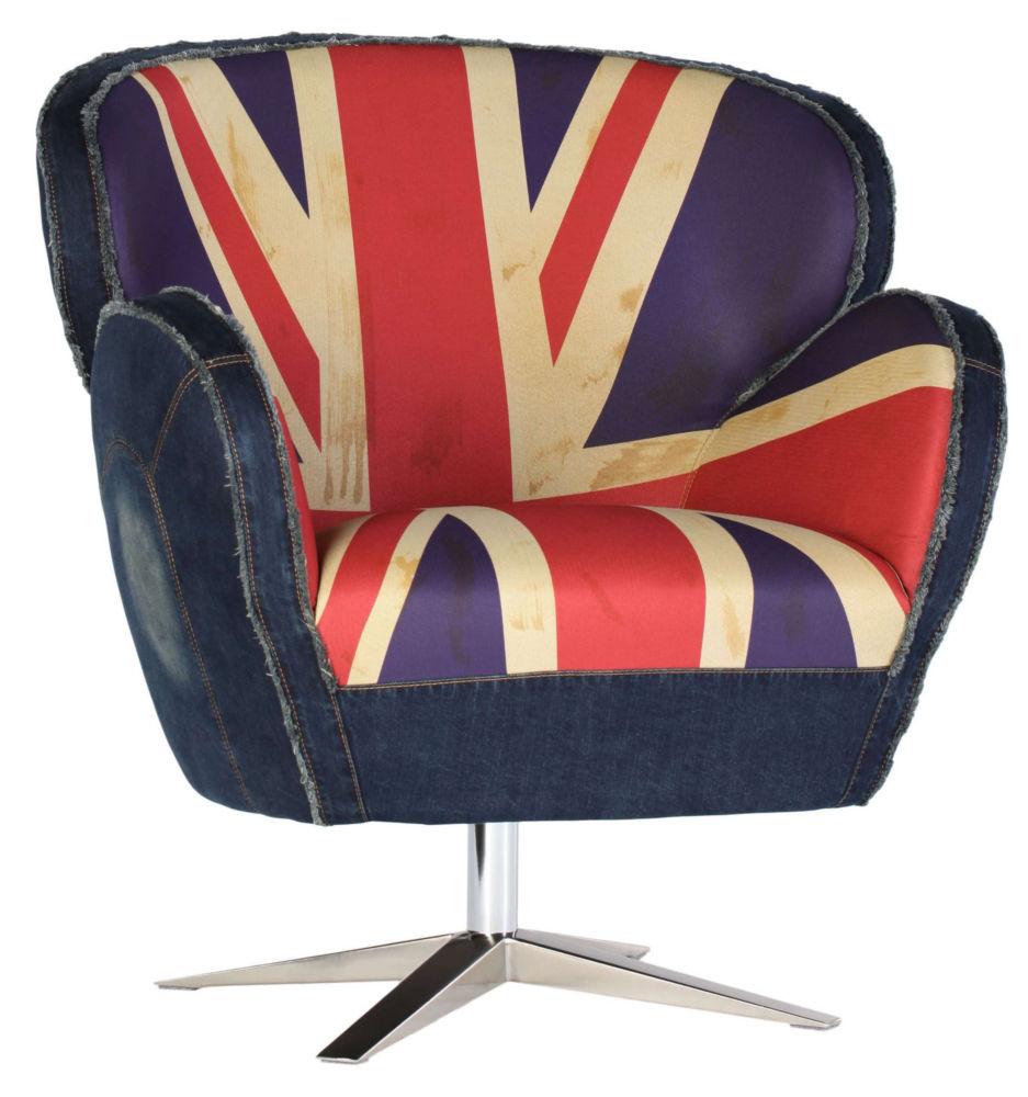 Кресло HE058/UK Flag (Без модели), 01083