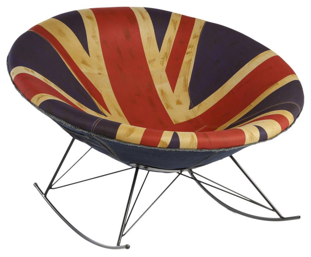 Кресло-качалка HE328/UK Flag (Без модели), 01077