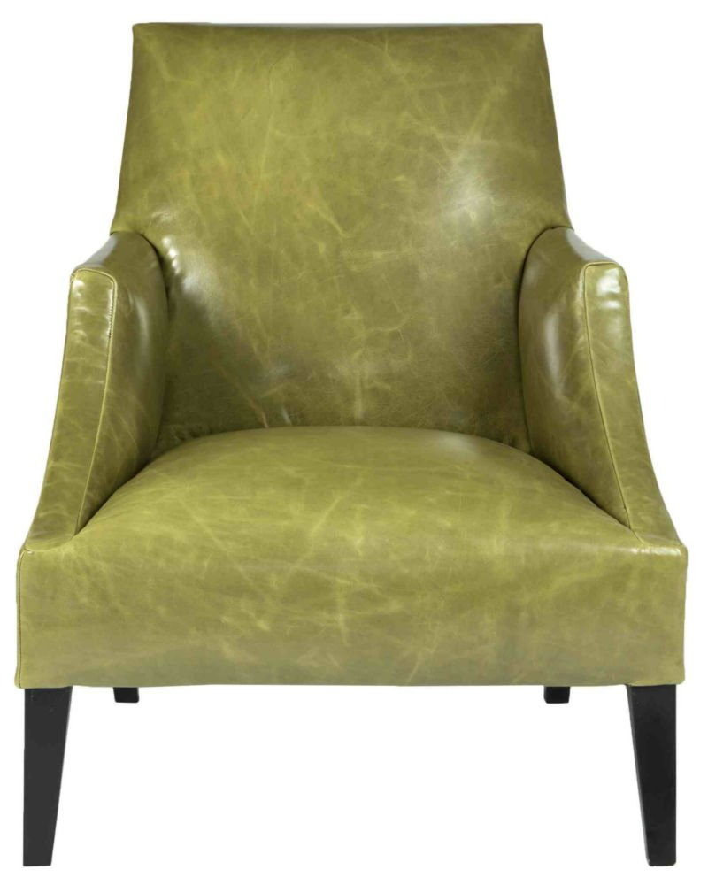 Кресло Gold coast chair green leather
