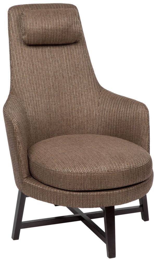 Кресло Home Space - CALOS-58 / Chair-611 (Home Space), 00281Кресла<br>Эта коллекция кресел невероятной формы <br>задаст тон элегантной эклектики любому <br>интерьеру. Строгие тона обивки подарят <br>пространству благородство и сдержанность, <br>а модели, обтянутые яркой кожей, сделают <br>гостиную или кабинет модными и стильными. <br>Мягкое сидение и подголовник позволят мгновенно <br>расслабиться после трудного дня.<br><br>Цвет: None<br>Материал: None<br>Вес кг: None