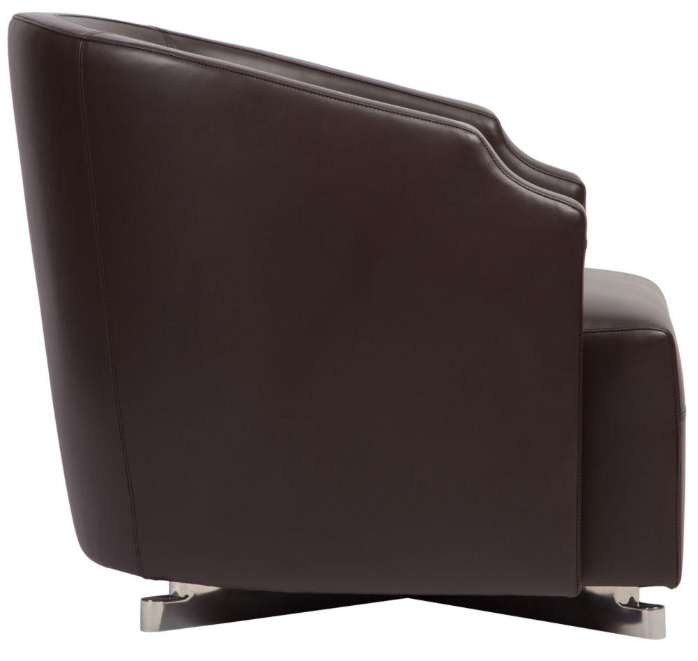Кресло Arma brown