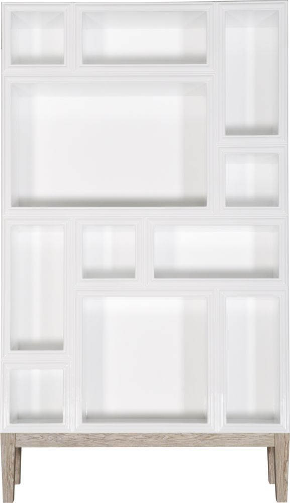 Купить Стеллаж HF14082 (Display cabinet) в интернет магазине дизайнерской мебели и аксессуаров для дома и дачи