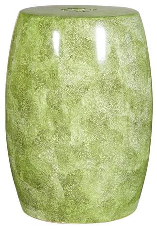 Купить Керамический столик-табурет Garden Stool Зеленый в интернет магазине дизайнерской мебели и аксессуаров для дома и дачи