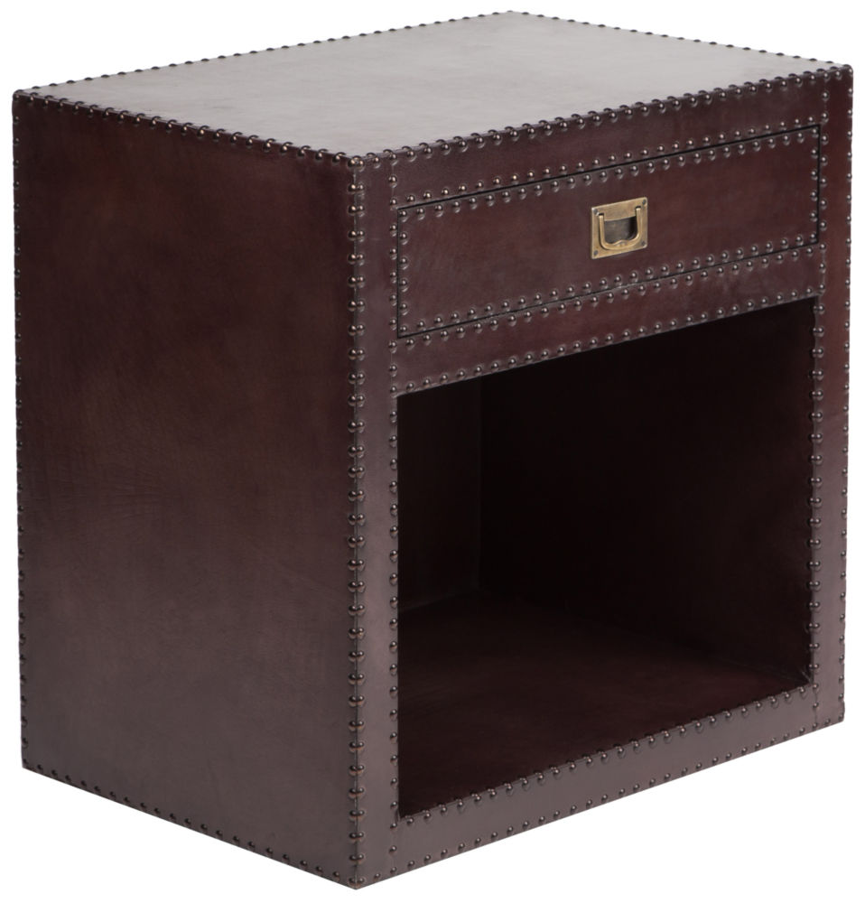 Тумба / Sheppard 1 drawers / Gun Metal (Shepard), 07467