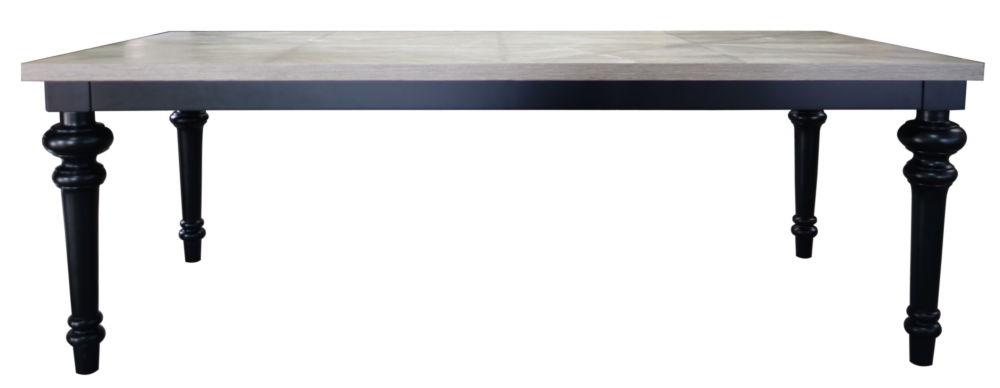 Купить Стол обеденный HF15017-1 (HF15017-1) в интернет магазине дизайнерской мебели и аксессуаров для дома и дачи
