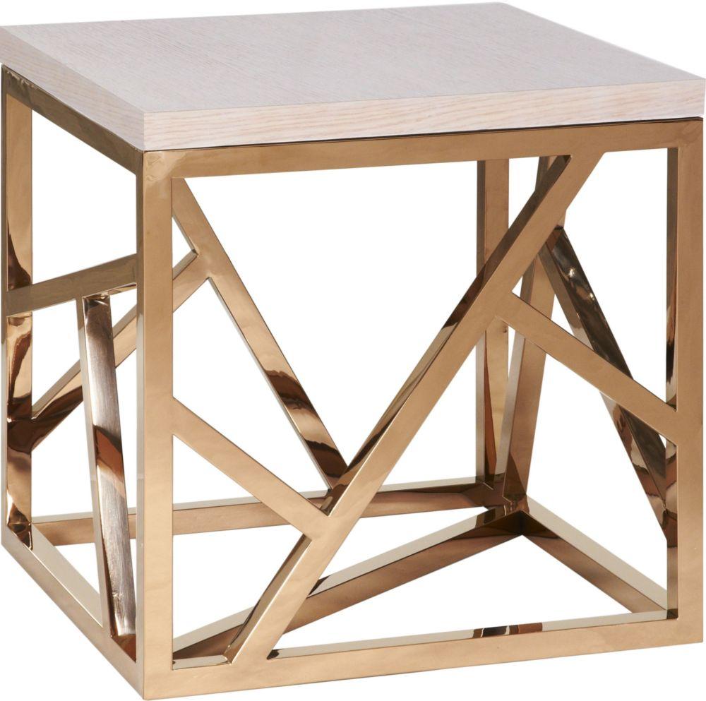 Купить Стол журнальный Fittings / HF14070-1 (Fittings) в интернет магазине дизайнерской мебели и аксессуаров для дома и дачи