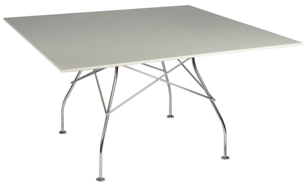Стол обеденный Glossy - 2P/White / 4560 (Glossy), 05156