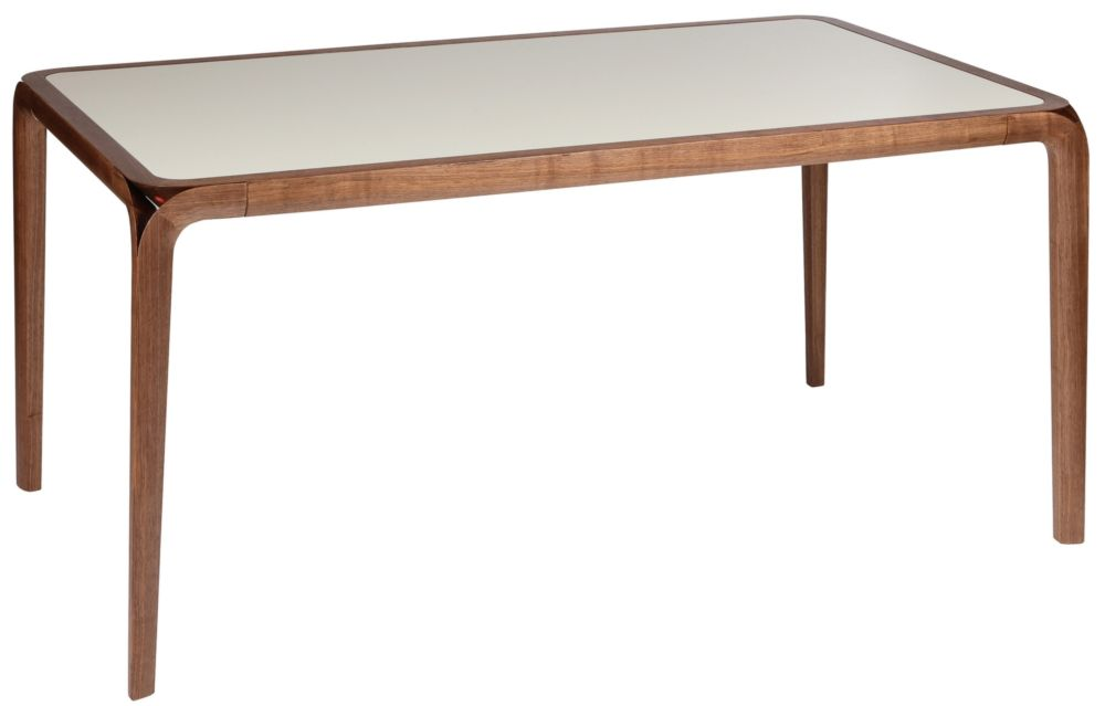 Купить Стол обеденный Edge 160 см в интернет магазине дизайнерской мебели и аксессуаров для дома и дачи