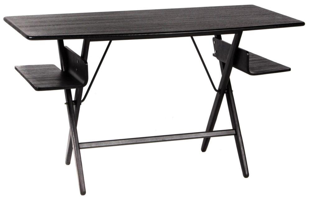 Купить Стол письменный Desk - Black oak brushed / MT1006 (Desk) в интернет магазине дизайнерской мебели и аксессуаров для дома и дачи