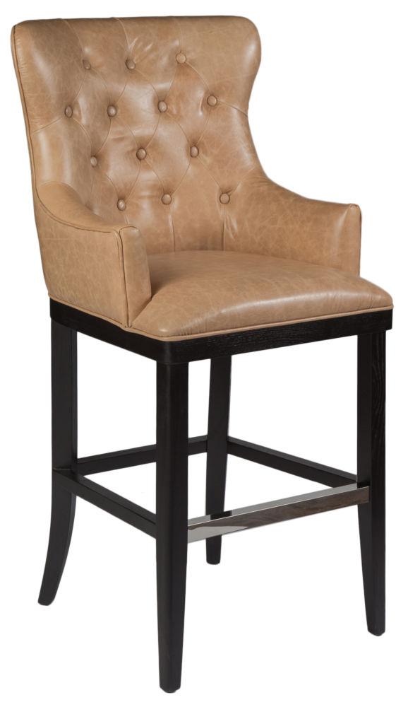 Купить Стул барный Diamond bar chair 710 leather (Diamond bar chair) в интернет магазине дизайнерской мебели и аксессуаров для дома и дачи