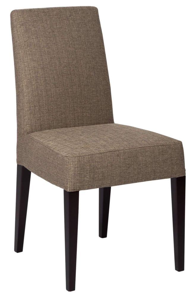 Купить Стул Aylso dining chair Кожа Светло-Коричневая в интернет магазине дизайнерской мебели и аксессуаров для дома и дачи