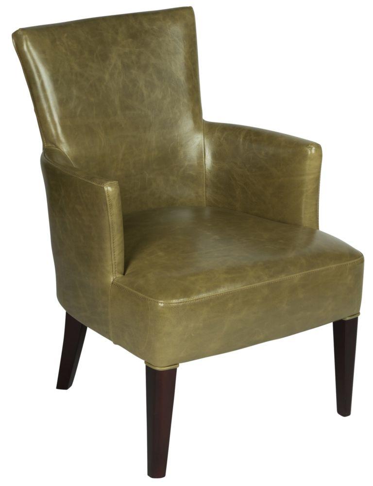 Стул с подлокотниками Pistachio Ministry - T-100 / Chair-04 (Pistachio Ministry), 00218