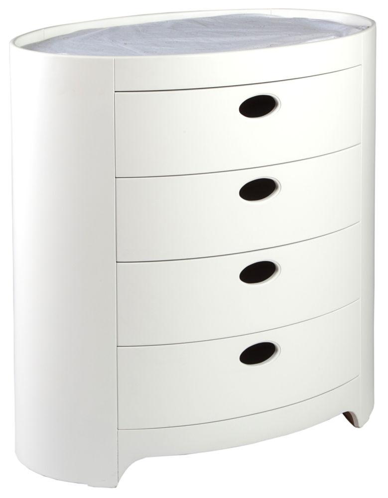 Купить Комод Amy white (Amy) в интернет магазине дизайнерской мебели и аксессуаров для дома и дачи