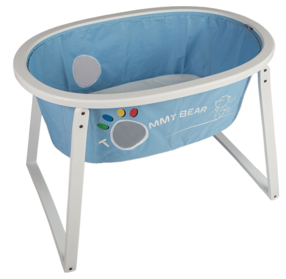 Купить Кровать детская Sleep up blue в интернет магазине дизайнерской мебели и аксессуаров для дома и дачи