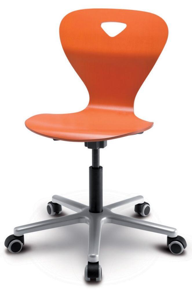 Купить Стул WOODY M/Оранжевый (WOODY M) в интернет магазине дизайнерской мебели и аксессуаров для дома и дачи