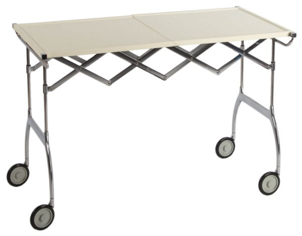 Столик сервировочный Battista - 2P/white / 4460 (Battista), • 05167