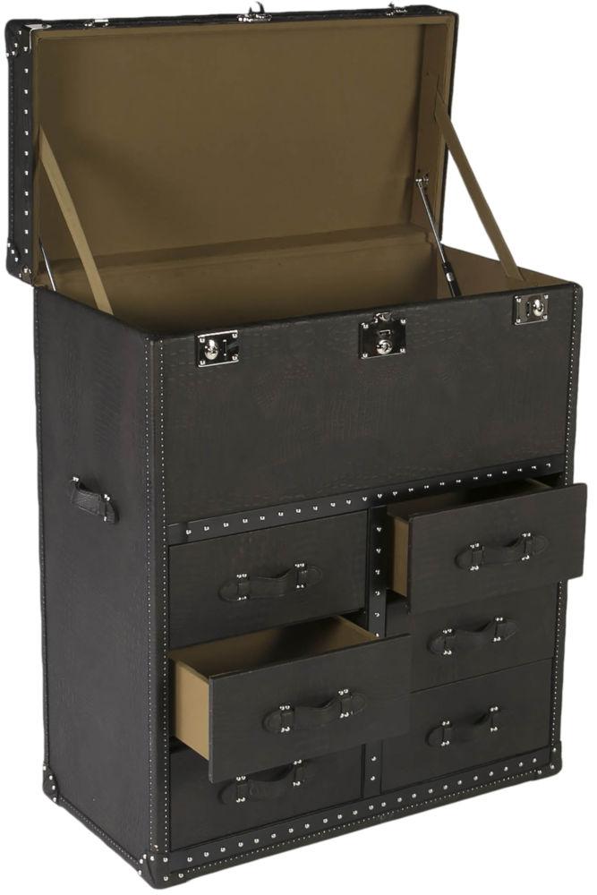 Купить Сундук Harness в интернет магазине дизайнерской мебели и аксессуаров для дома и дачи