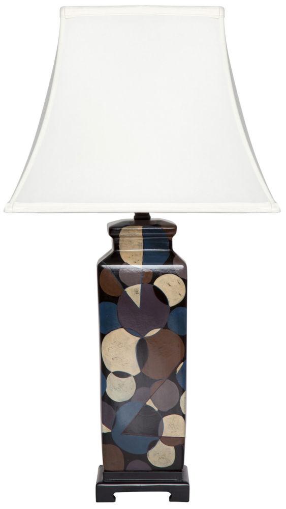 Купить Лампа настольная / JCO-X4398E (JCO-X4398E) в интернет магазине дизайнерской мебели и аксессуаров для дома и дачи