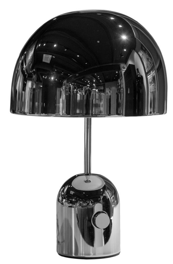 Купить Лампа настольная / BELL / CHROME-400 (BELL) в интернет магазине дизайнерской мебели и аксессуаров для дома и дачи