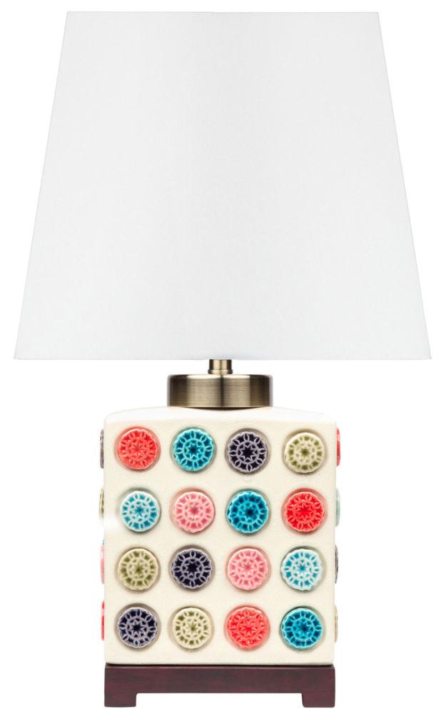 Купить Лампа настольная / JCO-X10412 (JCO-X10412) в интернет магазине дизайнерской мебели и аксессуаров для дома и дачи