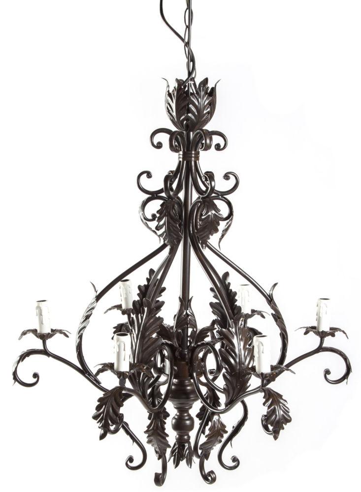 Люстра New Renaissance - Black / DE5400 (New Renaissance), 03037