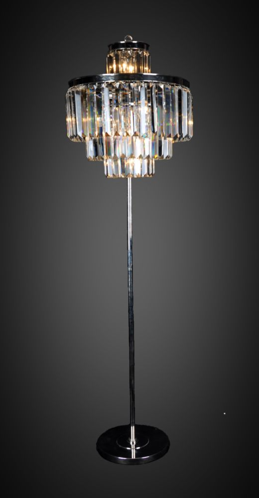 Купить Торшер L6000-10N (Floor lamp) в интернет магазине дизайнерской мебели и аксессуаров для дома и дачи
