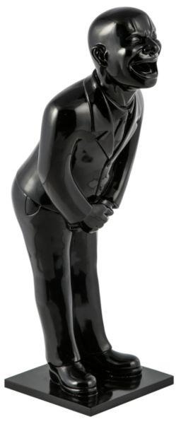 Скульптура Bootlicker