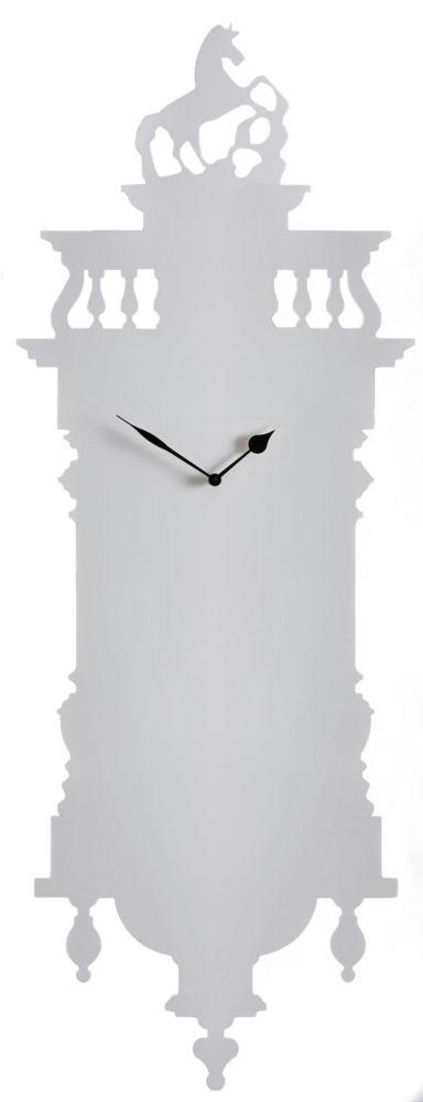 Часы настенные MEMOCLOCK White / 393 (MEMOCLOCK), 00337