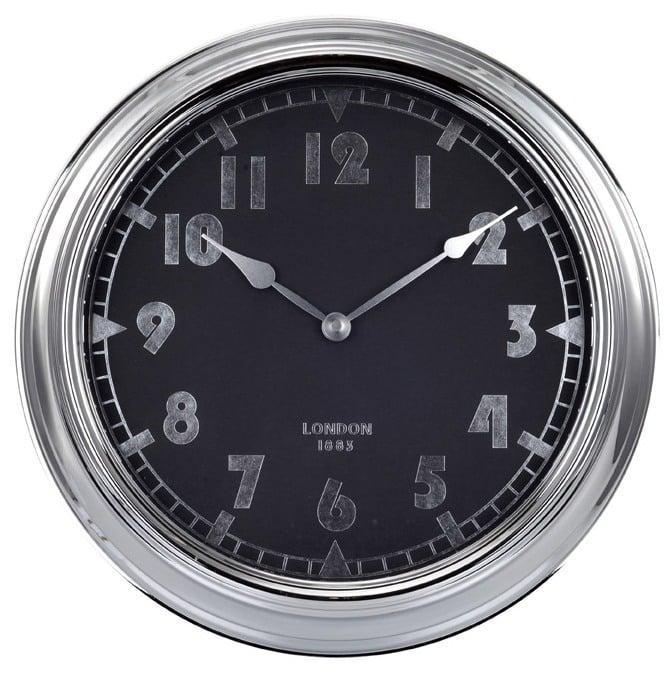 Часы настенные Times Square Chrome CH0121, 02693