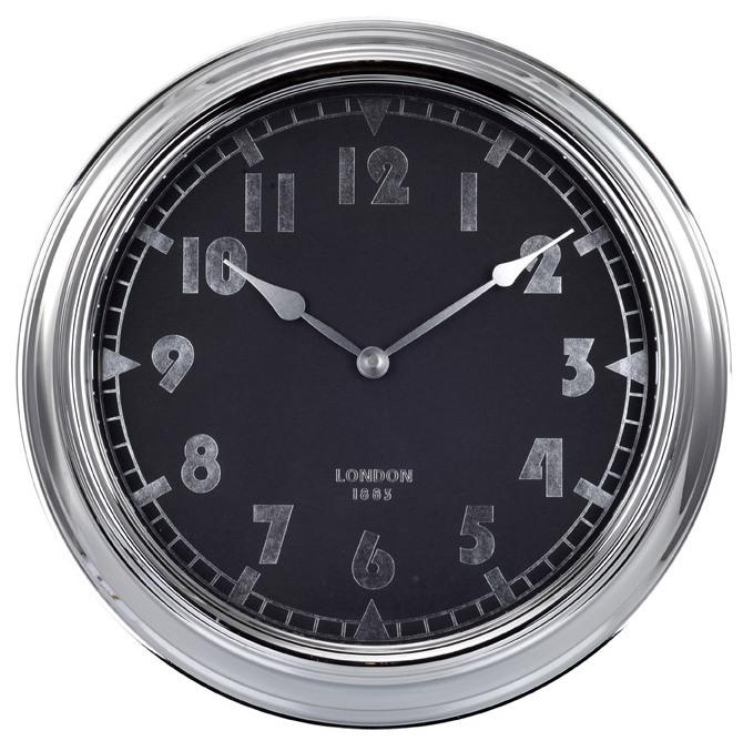 Часы настенные Times Square Chrome / CH0121 (Times Square), 02693