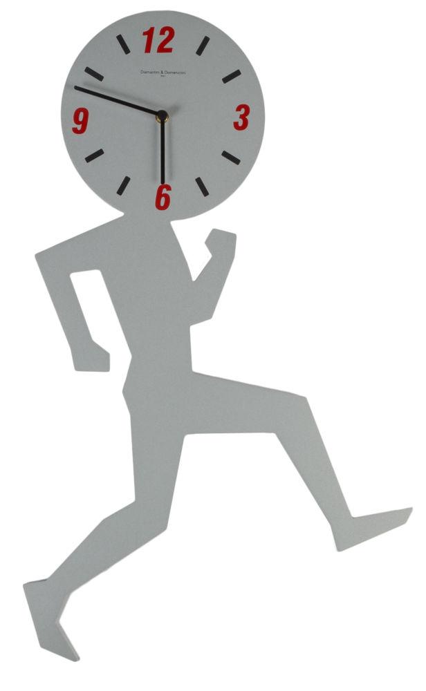 Часы настенные UOMINO Aluminium 1715, 00308