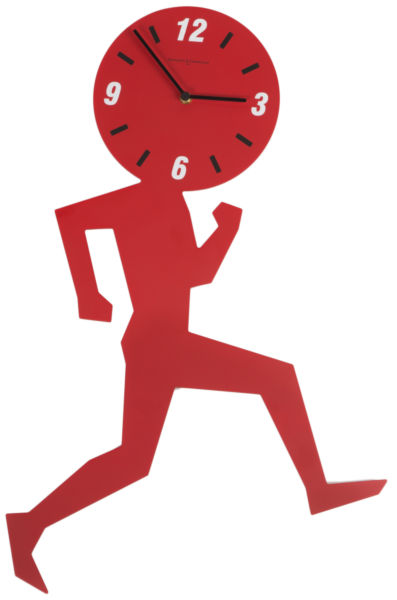 Часы настенные UOMINO Red / 1715 (UOMINO), 00312
