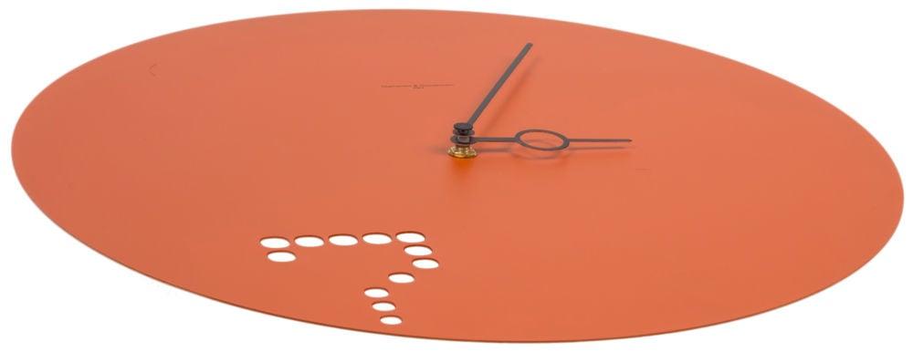 Часы настенные SEVEN - Orange, 00242