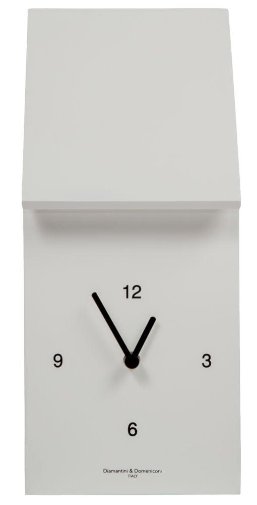 Часы настенные с кукушкой HALF TIME Laquered wooden frame/Dial black/White red bird / 212 (HALF TIME, 00181