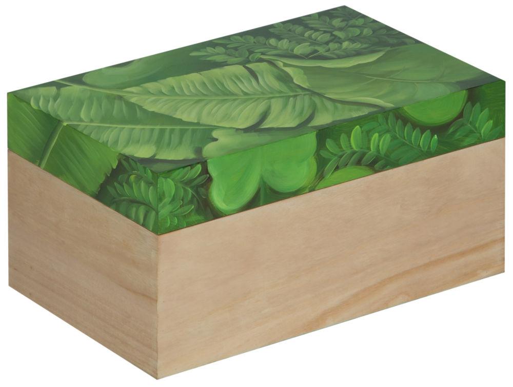 Купить Шкатулка Leaves big в интернет магазине дизайнерской мебели и аксессуаров для дома и дачи