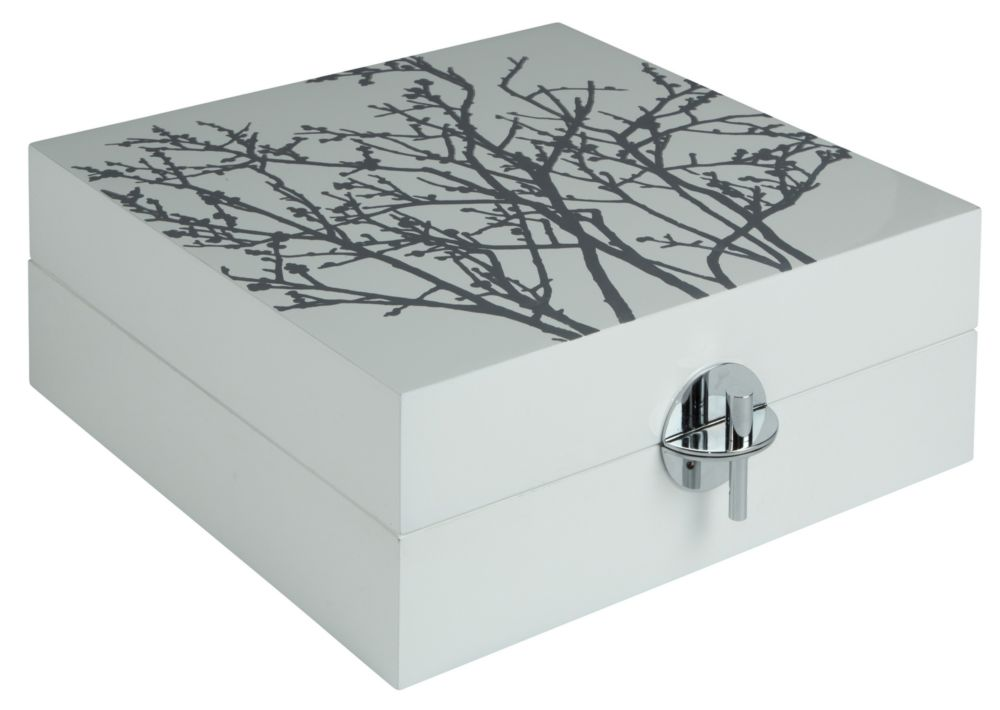 Купить Шкатулка Snowy Secret - Big GB08028 в интернет магазине дизайнерской мебели и аксессуаров для дома и дачи