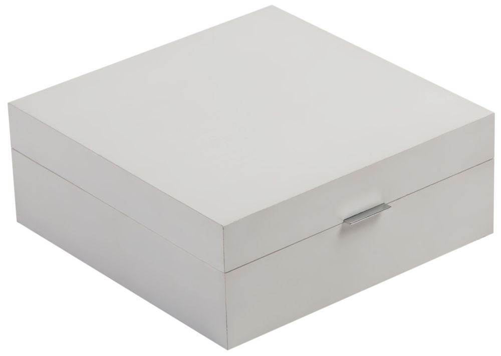 Купить Шкатулка White Box / HA12126 (White Box) в интернет магазине дизайнерской мебели и аксессуаров для дома и дачи