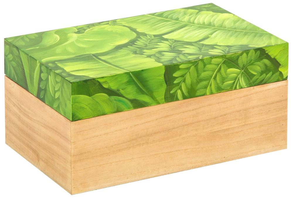 Купить Шкатулка Leaves middle в интернет магазине дизайнерской мебели и аксессуаров для дома и дачи