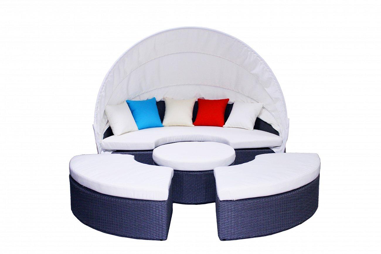 Купить Лаунж зона Look around в интернет магазине дизайнерской мебели и аксессуаров для дома и дачи