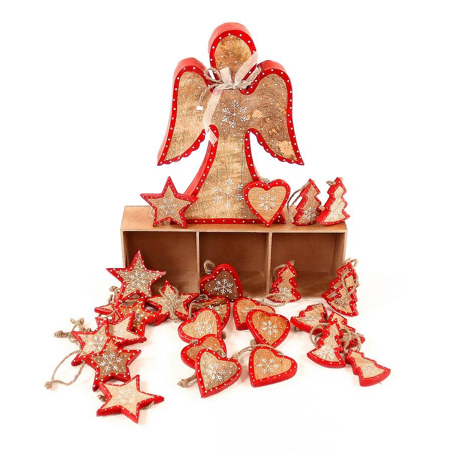 высокого, сильного новогодние деревянные игрушки на елку фото ведь